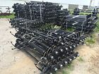 3500# UTILITY / LANDSCAPE TRAILER AXLE WITH SPRINGS, HUBS, BEARINGS, SPINDLES