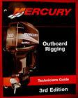 Factory Service Manual - Mercury Technicians Guide - Outboard Rigging - NICE!