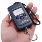 FD1387 Digital Hanging Scale 90 lbs-0.1 lb Portable Travel Luggage Scale New A