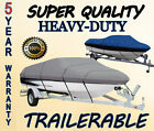 NEW BOAT COVER POLAR KRAFT KODIAK V 180 TC W/ TM 2011