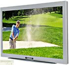 """32"""" HDTV OUTDOOR SUNBRITE Flat Screen LED LCD Outside SILVER Aluminum 3270HD New"""