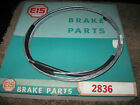 New 1970 Chevrolet Chevelle center brake cable, Made in USA