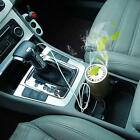 USB Car Ionizer Purifier Portable Mini Filter Home Office Freshener Cleaner gray