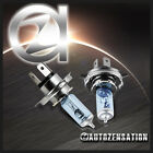 2x H4/9003 4200K 12V 60W/55W P43T Halogen Headlights High/Low Beam Light Bulbs