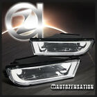 95-01 BMW E38 7-Series Clear Lens Style Driving Bumper Fog Lights+Switch