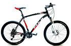 """2012 Fuji 23"""" Lg Nevada 1.0 Hardtail Mountain Bike 26"""" Shimano Deore/XT 10s NEW"""