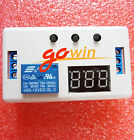 2PCS 12V LED Automation Delay Timer Control Switch Relay Module + case