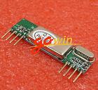 RXB6 433Mhz Superheterodyne Wireless Receiver Module for Arduino/ARM/AVR