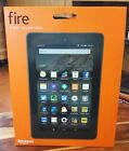 "NEW Sealed Amazon KINDLE FIRE 7"" Display 8GB WI-FI - Black Tablet"