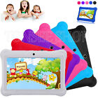 "7"" Kids Tablet PC Android 4.4 Wi-Fi Case Bundle Dual Camera 1.2Ghz Bonus Items"