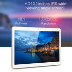 "10"" HD Dual SIM Camera 3G Quad Core Tablet Android 4.4 1GB+16GB WIFI Bluetooth"