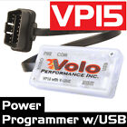 Power Programmer Gas Saver OBD Chip with USB Tuning for 12 Xterra