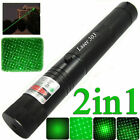 5pcs High Power Green Laser Pointer Pen Beam Lazer Burning Flashlight
