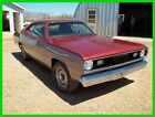 1970 Plymouth Duster  1970 Plymouth Duster 360 bored to 379 5-Speed Manual Restored Interior ARIZONA