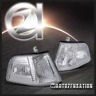 For 90-91 Honda Civic 2dr/3dr JDM Clear Corner Turn Signal Lights