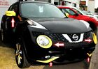 Nissan Juke 2014>  Exclusive Exterior Style Pack Trims Yellow Genuine