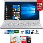 "Samsung NP900X3N-K01US 13.3"" Notebook 9 Intel i5-7200U Laptop+1Yr Ext. Warranty"