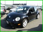 2003 Volkswagen Beetle-New Turbo S 2003 Volkswagen Beetle Turbo S Used Turbo 1.8L I4 20V Manual NO RESERVE