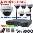 6pcs 720P Wireless wifi Vandal Dome Camera 8CH NET NVR CCTV Security System99