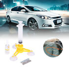Car Auto Windshield Repair Glass Crack Resin Sealer Restore Fix Set Triangular