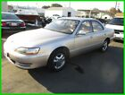 1995 Lexus ES Base Sedan 4-Door 1995 Lexus ES 300 Used 3L V6 24V Automatic FWD Sedan NO RESERVE