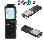 8GB FULL HD Digital Audio Voice Recorder Dictaphone Hidden Spy USB Pen MP3 Music