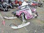 2012 Polaris Industries Pro R 600 Snowmobile Pink