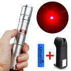 20Miles Red 1MW Visible Beam Light Super Bright Laser Pointer Pen