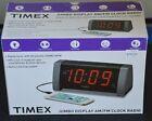 Timex Jumbo Display Clock Radio & MP3 Line Backup Power