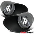 For 07-13 Tundra 2008-2011 Sequoia Clear Bumper Driving Fog Lights+Bulbs+Switch