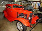 1932 Ford Coupe  1932 Orange Hotrod Coupe Restored BOSS 302 Show Car Ready to Drive