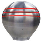 "Ongaro Throttle Knob - 1-½"" - Red Grooves Part # 50020"