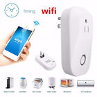 M.Way WiFi Smart Remote Control Timer Timing Switch Power Socket Outlet US Plug
