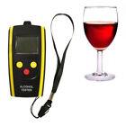 Alcohol Tester Safe Driving Police Digital Breathalyzer Alcohol Detector