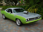 """1971 Plymouth Barracuda  BARRACUDA REAL 1971 CAR AND A BIG BLOCK BEAST """"make offer, ready to deal"""""""