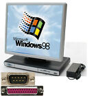 Notebook Panasonic CF-27 Notebook Windows 98 RS 232 Serial LPT Parallel Ms - DOS