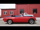 1969 MG MGB -- 1969 MG B