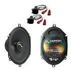 Fits Ford Taurus 2000-2007 Front Door Replacement Harmony HA-C68 Speakers New