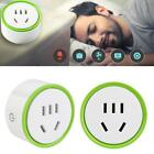 WiFi Smart Phone Remote Control Timer Switch Power Socket Outlet Plug GA