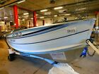 16' Smokercraft Pro Mag 165 Aluminum 35HP Evinrude Outboard w/Trailer T1241573
