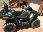 2017 POLARIS 570 SPORTSMAN TOURING 2 seater 3 hrs ridden once title in hand