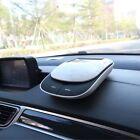 Car Home Fresh Air Ionic Purifier Oxygen Ozone Ionizer Cleaner Solar Intelligent