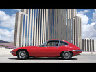E-Type XK-E 2+2 Coupe 1971 Jaguar E-Type