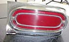 1964 Rambler Classic Tail Light Assembly With Lens Ornament RH 3501254   -NRA307