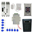 1000 Users Fingerprint 10 Pcs Keyfobs EM RFID Card Reader Access Controller