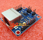 3PCS  PS2 Keyboard Driver Module Serial Port Transmission Module AVR good