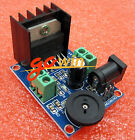 5PCS 5-15W DC 3 to 18V TDA7266 Power Amplifier Module Double Channel new