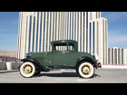 Model A -- 1930 Ford Model A