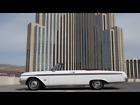 Fairlane Sunliner Convertible -- 1962 Ford Fairlane Sunliner Convertible
