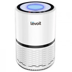 LEVOIT LV-H132 Air Purifier with True Hepa Filter Odor Allergies Eliminator
